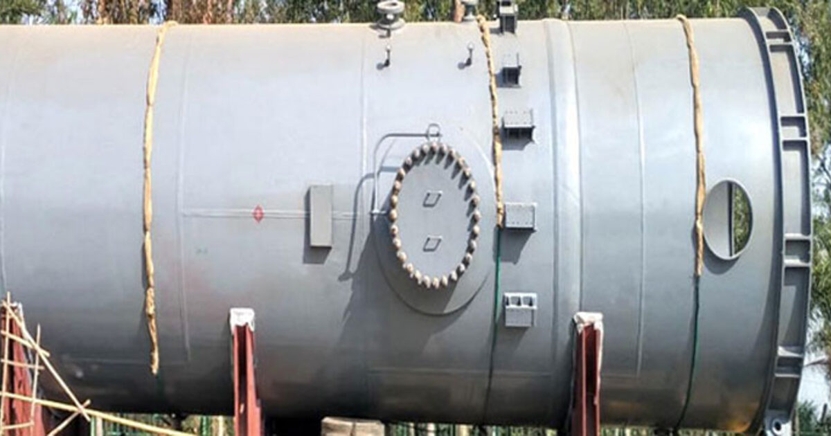 Reasons your Process Might Benefit from Stainless Steel Pressure Vessels